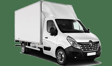 Furgoneta para mudanzas carrozado 18m³
