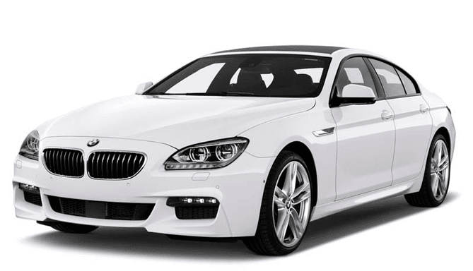 Alquiler coche BMW serie 6 Coupe