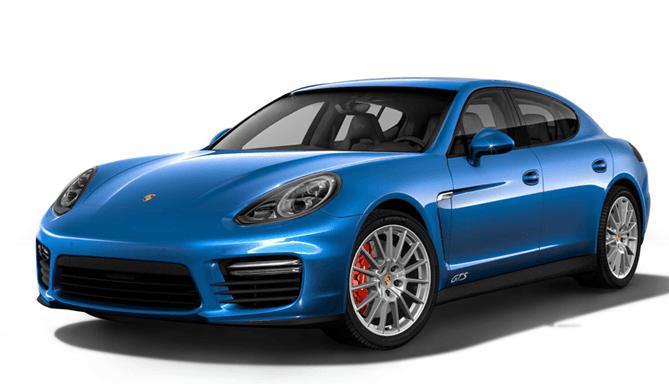 Alquiler coche premium Porsche Panamera