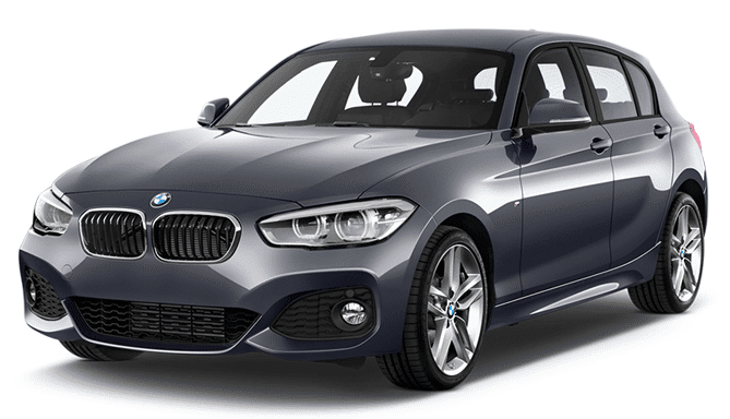 Alquiler coche BMW serie 1