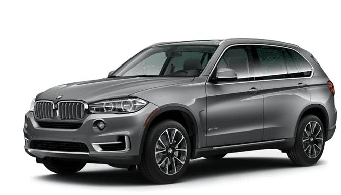 Alquiler coche lujo BMW X5
